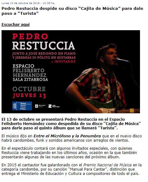 20161007 MicrofonoYPenumbra Despedida Cajita Screenshot