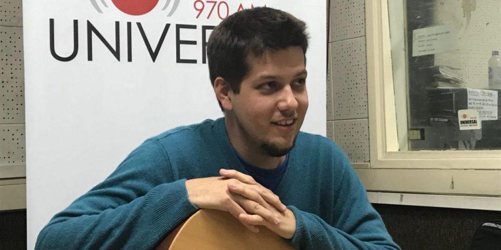 Pedro Restuccia Creer o Reventar Radio Universal