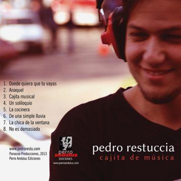 Pedro Restuccia Cajita de Música
